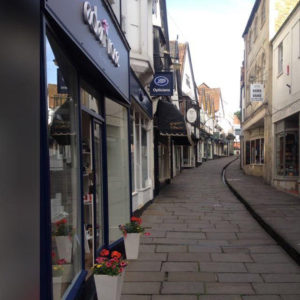 eden rose beauty frome shop front street view