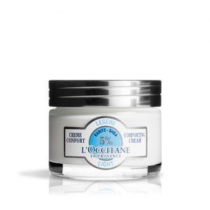 LOccitane Shea Light Comforting Face Cream 50ml