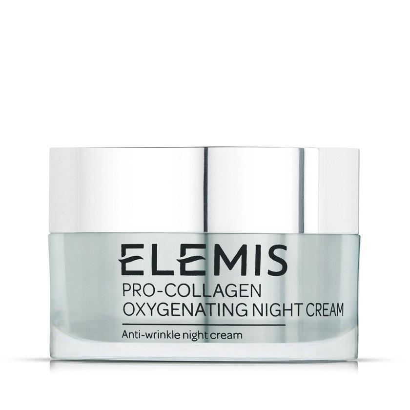 elemis pro-collagen oxy night cream. elemis pro collagen perfect duo skincare gift set