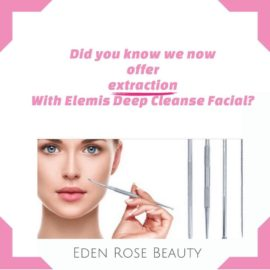 Elemis Deep Cleanse Facial